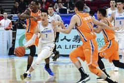 CBA》林書豪摘本季新高26分 北京3連勝