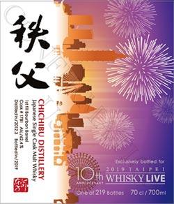 烈酒展10周年 國際威士忌大師同歡