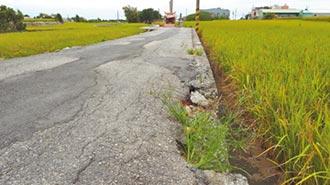路修跟不上自來水延管工程 危機四伏