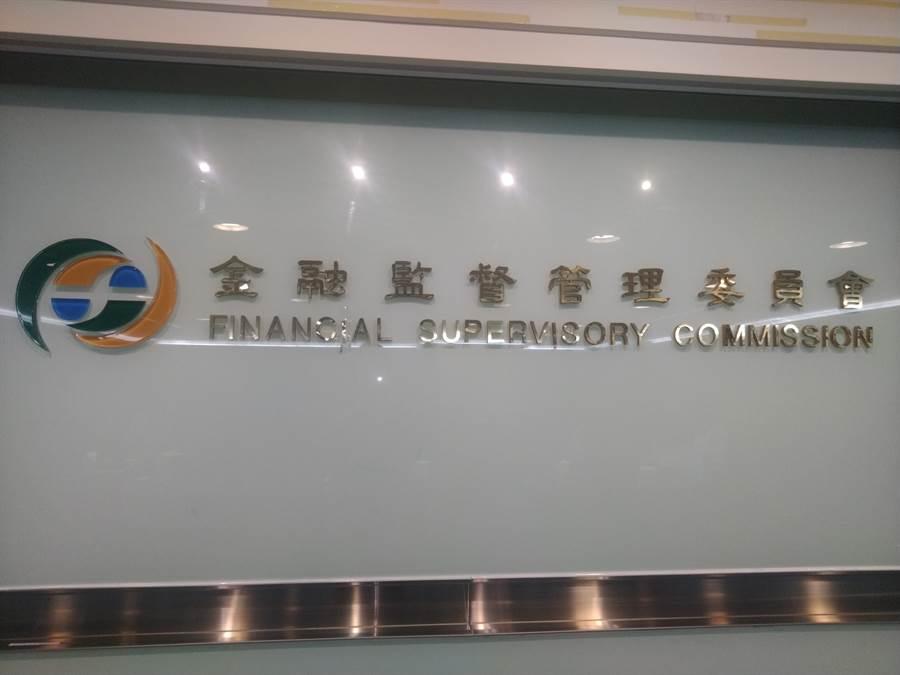金融監督管理委員會。(圖/中時資料照)