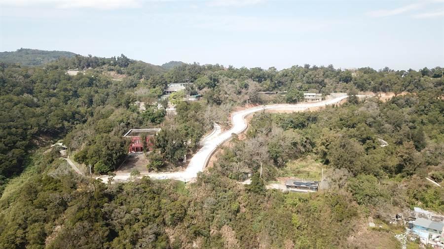 馬祖梅石演藝廳統包工程由山豐營造團隊以5.18億元得標,預計於2022年完工啟用。(連江縣文化處提供/葉書宏連江傳真)