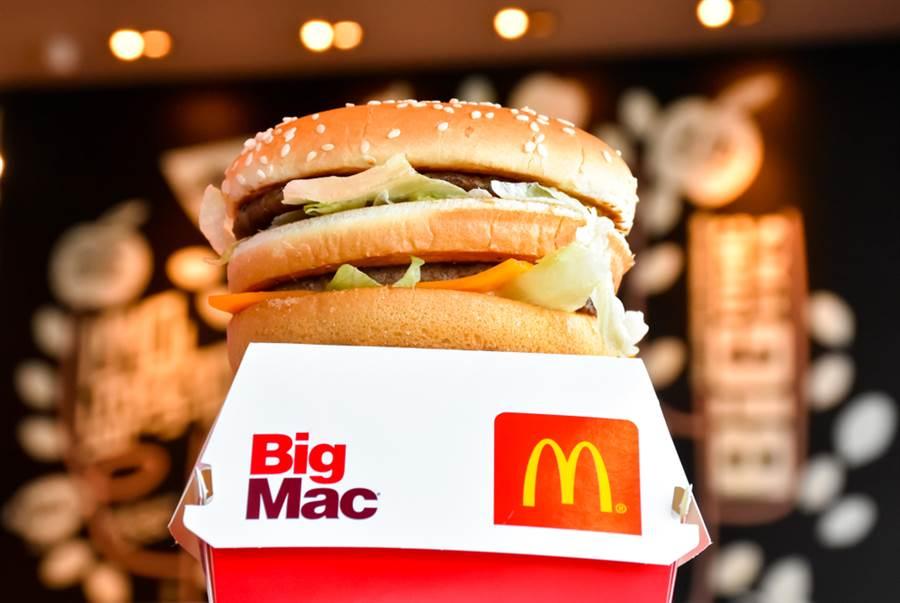 澳男買麥當勞漢堡 存放25年現況曝(示意圖/達志影像)