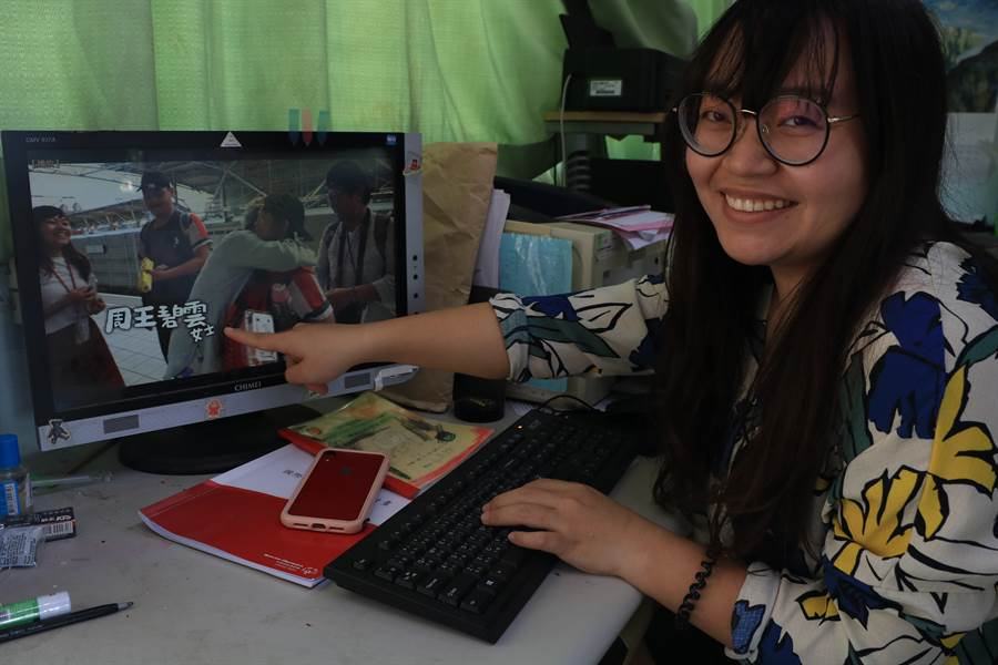 耗時2年,紀錄片《鄰邊超能力》終於要在12月1日於屏中區身心障礙資源中心舉行首映,這部描述林邊國中特教生環島行的影片,除拍出孩子的成長,還拍出台灣最美的風景「人」。(謝佳潾攝)