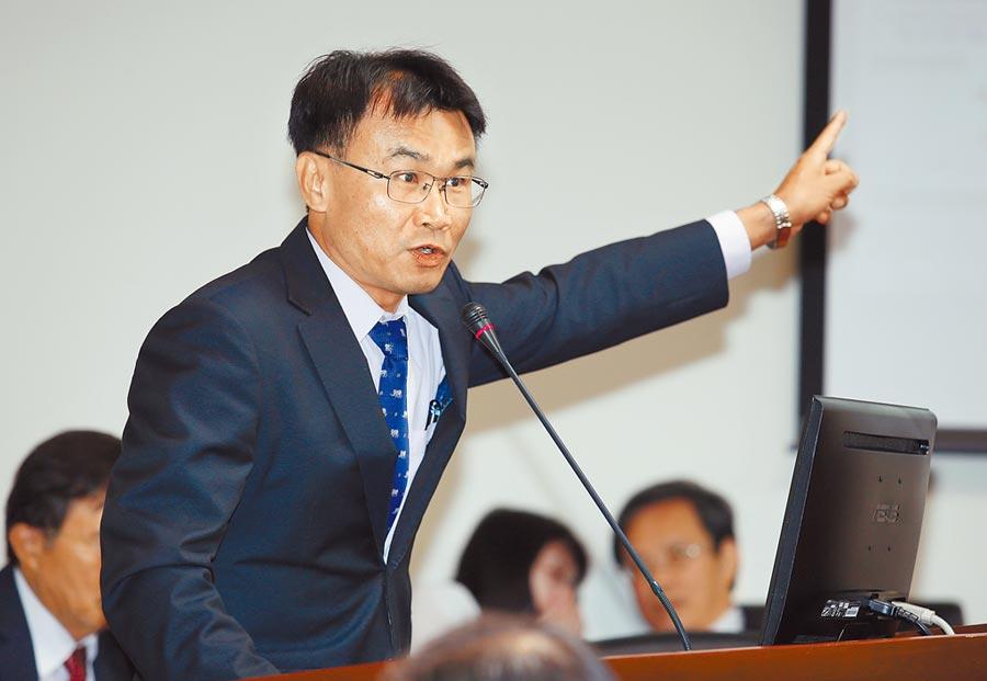 農委會主委陳吉仲(本報資料照片)