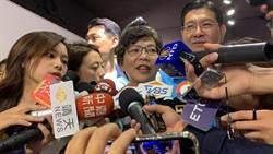傳民眾黨挖角藍營列不分區名單 蔡壁如回應了