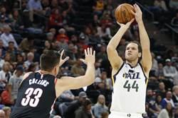 NBA》超神絕殺!波達諾維奇三分獵鹿