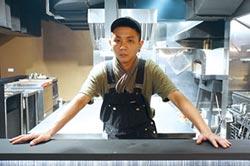 台北新餐廳-有夠火大! FirePlay板前直火料理餐廳 台北士林開火