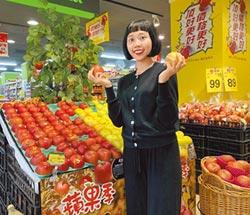 超市蘋果季CP值飆高