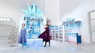 耶誕將至看雪花紛飛?冰雪奇緣限定店北中南登場