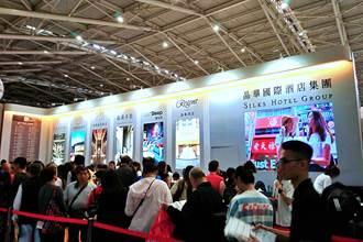 《產業》ITF旅展首日爆8萬人次,飯店業績報喜