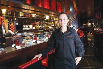 名店新廚-全球侯布雄法式餐廳唯一女主廚 台北駐店掌杓