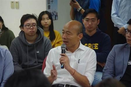 韓總捷報》韓國瑜主導議題 民進黨看車尾燈氣撲撲 - 時事頻道
