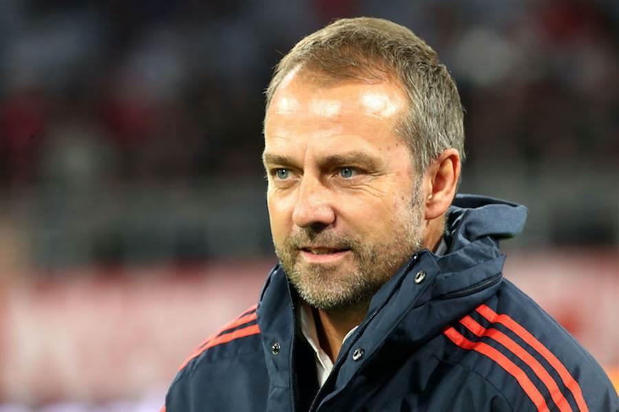 拜仁慕尼黑暫時由弗里克出任臨時總教練。(達志影像)