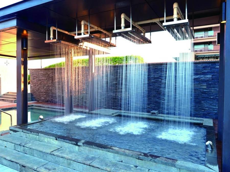 陽明山天籟渡假酒店世界四季風呂套票下殺39折,每張399元。圖:業者提供