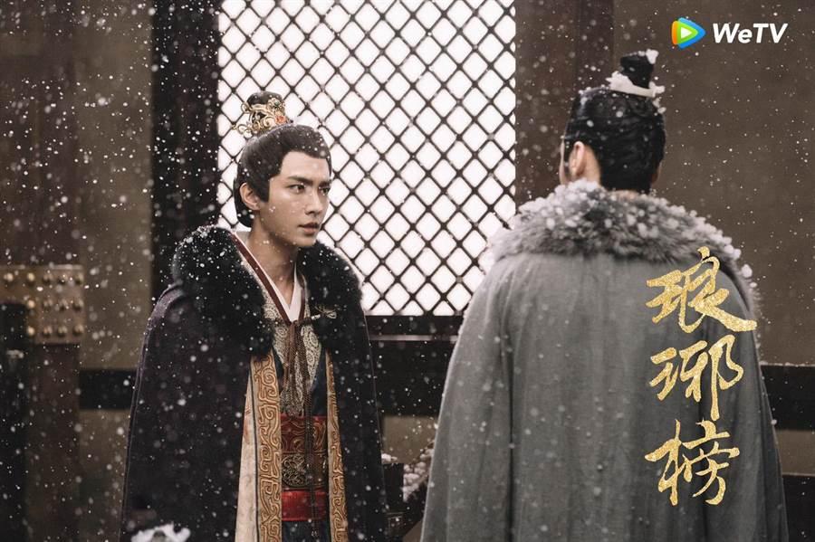 炎亞綸參與《演員請就位》獲國際名導陳凱歌稱讚。(晴空鳥提供)