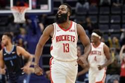 NBA》脫衣舞影響哈登戰力?球迷熱議