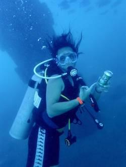 「海底撈」部隊 不吃火鍋專撈這東西