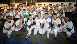12強》中職應援團參戰!日本球場外野為中華隊加油
