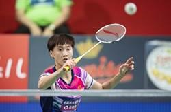 福州羽賽》陳雨菲連霸助攻 戴資穎重返世界第1