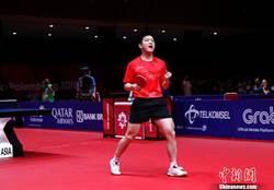 乒乓球世界盃團體賽 陸男團3:1韓國八連冠