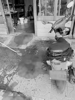 三重街頭砍人 男子臟器外露送醫