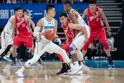 CBA》林書豪再摘新高27分 北京4連勝
