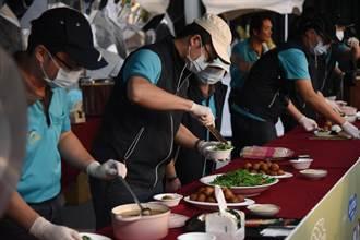 除去光棍!花蓮雙11筷子節 千碗特製魯肉飯口碑試賣