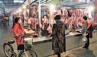豬價漲逾100% 陸CPI創7年新高