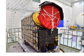 陸高分7號衛星 高解析窺探南海