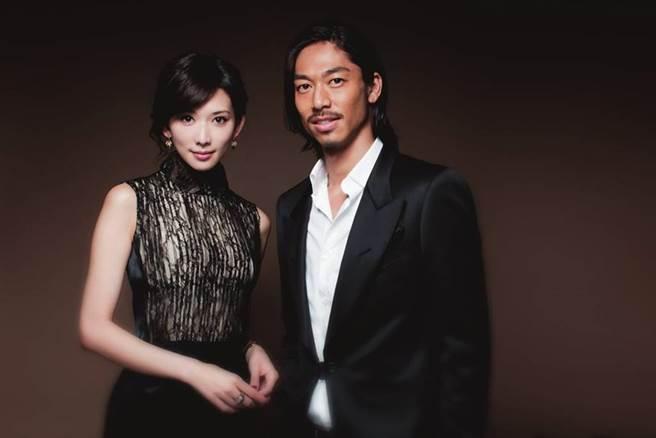 林志玲17日將在台南舉辦婚禮。(圖/翻攝自臉書)