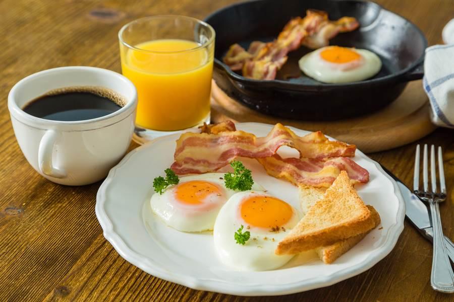 早餐怎吃才划算 網推必點最飽單品(示意圖/達志影像)