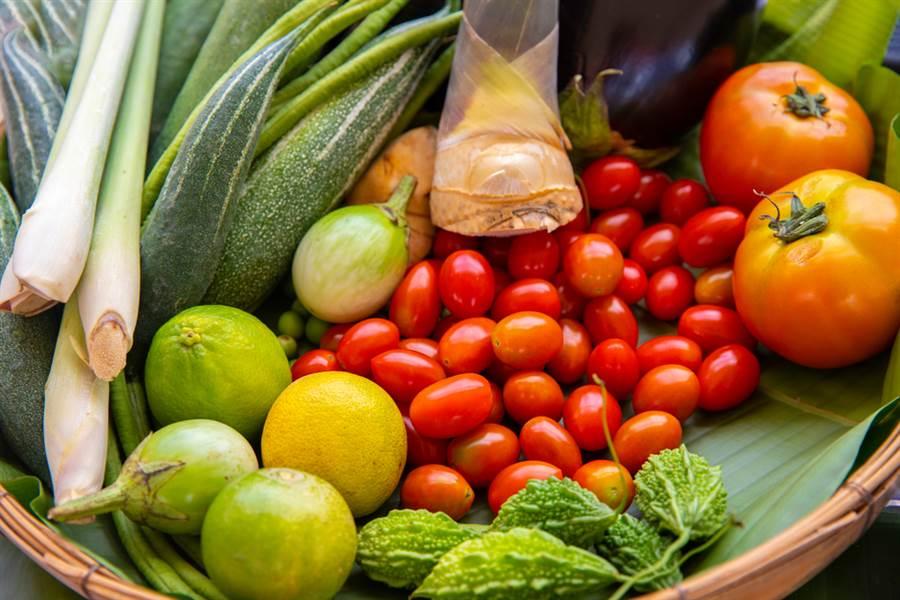 八木雅之教授建議:每天吃20g的蔥,能幫助抑制體內AGEs產生,延緩老化、預防心血管疾病。(達志)