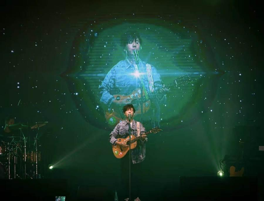韋禮安9日首度在南京舉辦演唱會。(IMC提供)