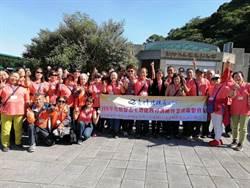 梧棲區公所環保志工活動 宣導台灣燈會
