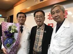 腸中風11年 他成北榮小腸移植第一例成功患者