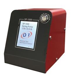 點膠科技新品 容積式精密出膠機