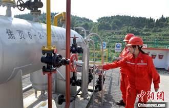 重慶涪陵葉岩氣田焦頁6-2HF井累產突破3億立方米