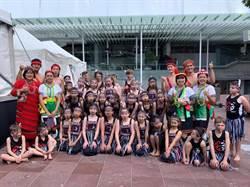 弘光原民生赴紐國交流 原民舞帶給毛利人歡樂