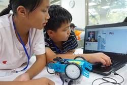 工研院帶領花蓮偏鄉學童學科技玩創意