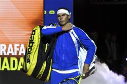 ATP年終賽》輸球後記者這麼問 納達爾森七七