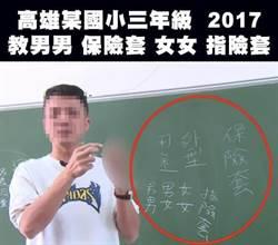 李佳芬批小三教肛交綠營轟 謝寒冰:教育部長有閱聽障礙?