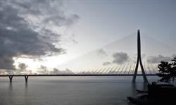 蘇澳橋塌之鑑 淡江大橋打造120年耐久性