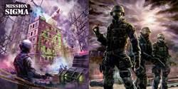 《拆解核危機》VR密室逃脫遊戲 HTC VIVELAND玩得到