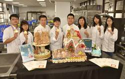 中州科大餐廚系 獲烘焙工藝交流賽3銀牌