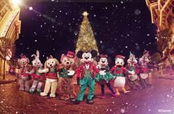 萬元有找!今年就到香港迪士尼來趟三天兩夜的繽紛聖誕小旅行!