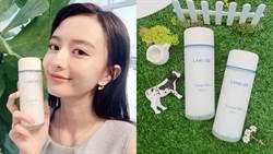 韓妞譽為最有效懶人保養!韓國賣爆的「牛奶水」保濕鎖水一步到位