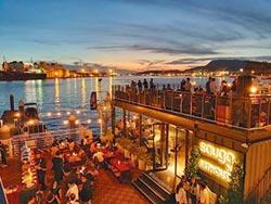 新灣區美食、海景一手包 鯊加碼頭餐廳 遊港都新熱點