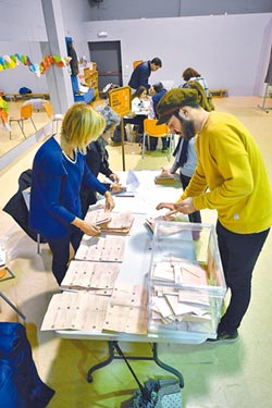 西班牙國會選舉 執政黨未過半