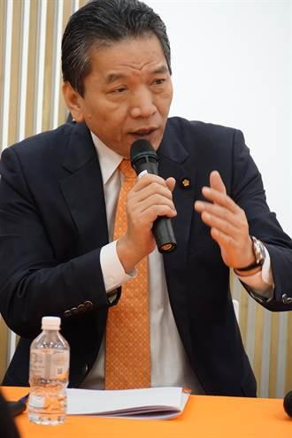 王金平稱宋將選總統 李鴻鈞這樣說