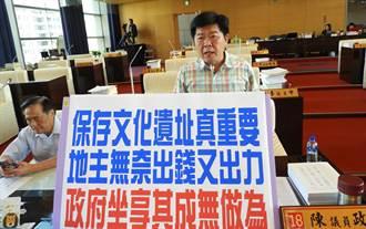 市議員陳政顯為學童請命 要求中央專案補助